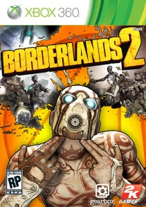 Borderlands 2 360 Cover