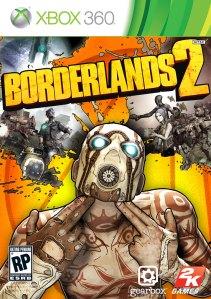 Borderlands 2 360 Cover