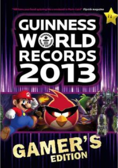 Guiness World Records Gamers edition