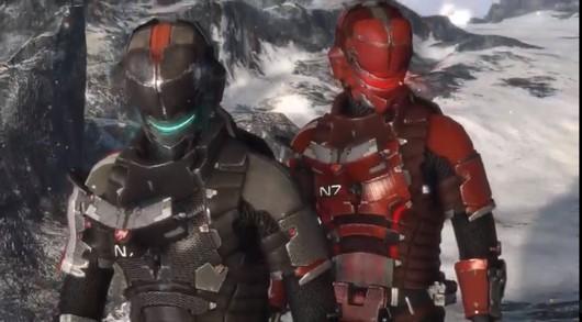 Dead Space 3 Armour