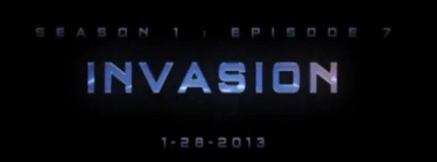 S1 Ep 7 Invassion