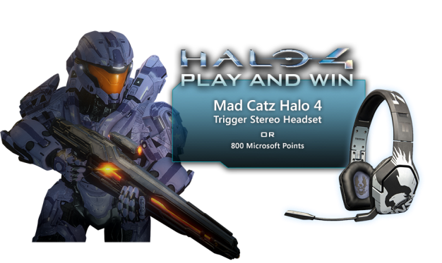 Halo 3 Play & Win