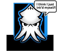 inky squid