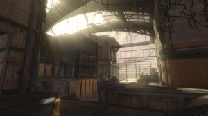 Halo 4 Champions Bundle Pitfall Establishing Screenshot - Broken Cover