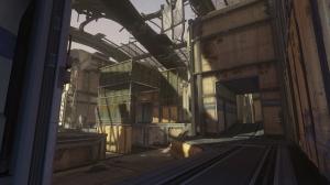 Halo 4 Champions Bundle Pitfall Establishing Screenshot - Sightlines