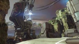 Halo 4 Champions Bundle Vertigo Establishing Screenshot - Charged