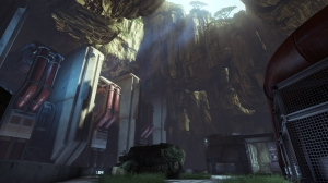 Halo 4 Champions Bundle Vertigo Establishing Screenshot - Hideaway
